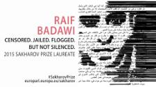 Raif Badawi is a blogger and an advocate of freedom of thought and expression who was sentenced to ten years in prison, 1,000 lashes and a hefty fine for hosting online posts that were considered blasphemous by Saudi authorities on his website promoting a social, political and religious debate.