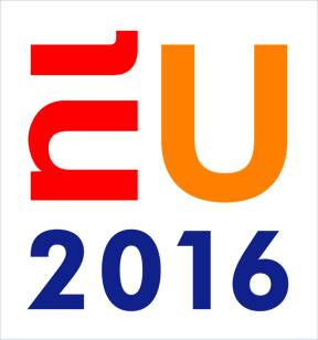Dutch 2016 EU presidency logo