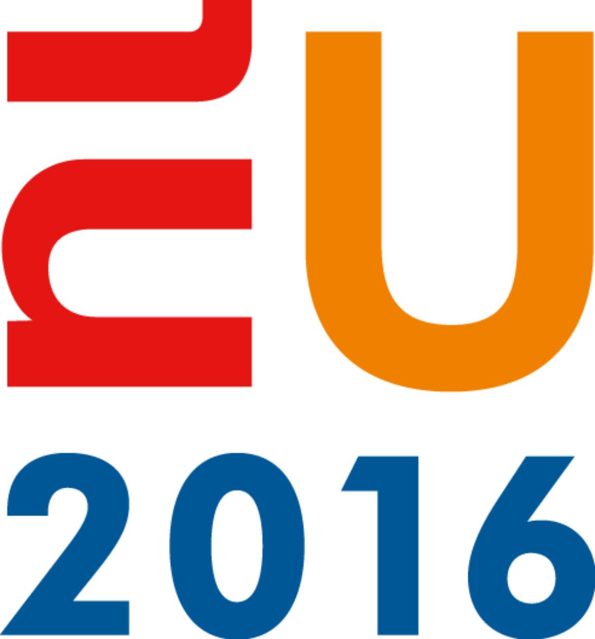 Image of the logo of The Netherlands EU Presidency 2016