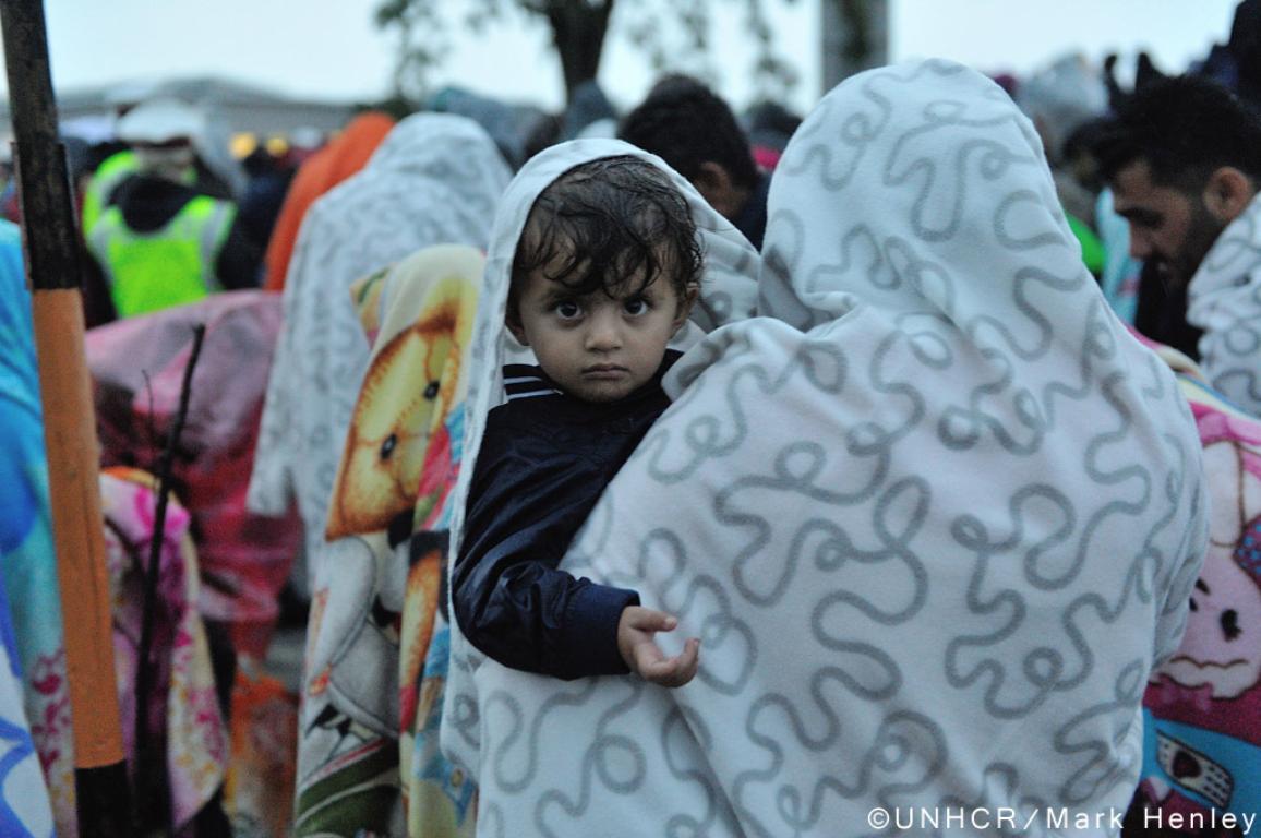 Süüria põgenikud ©UNHCR/Mark Henley
