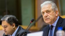 While EU Commissioner for Migration Dimitris Avramopoulos urges Europe to avoid damaging views of migrants, he warns that only those in real need of protection will be received.