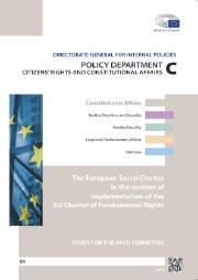 European Social Charter Study
