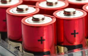 Battery piles