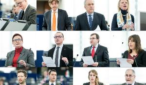 MEPs debated the increased terrorism threat with the European Council and European Commission