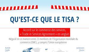 Infographie sur le TiSA