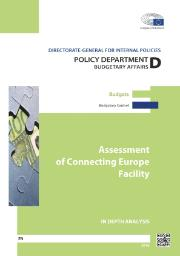 Assessment of Connecting Europe Facility, Study
