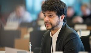 MEP Brando Benifei (S&D, IT), Parliament's rapporteur on the topic