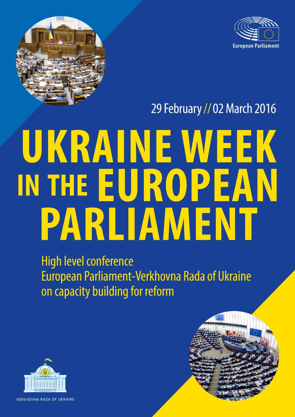 Poster Ukraine week