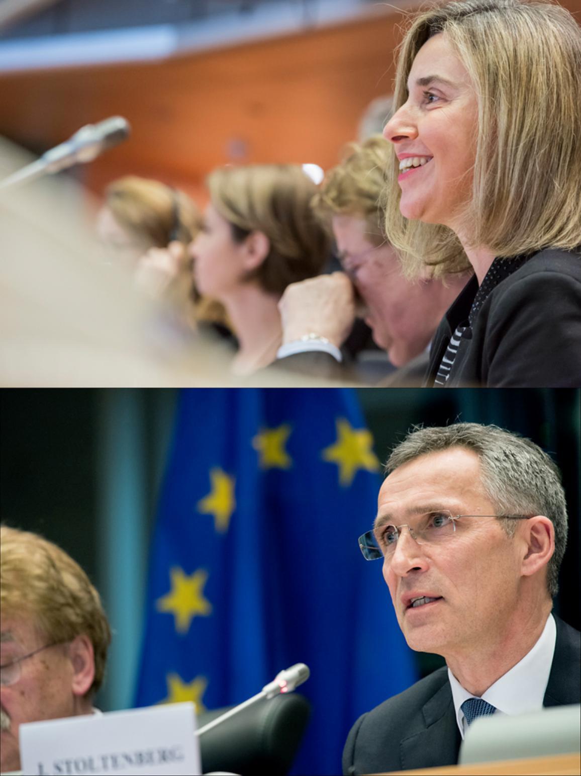 AFET Committee Meeting. Exchange of views with VP/HR Federica MOGHERINI on the conflicts in the MENA region and the refugee crisis and with Nato Secretary General Jean Stoltenberg