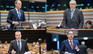 Debate on the conclusions of the European Council meeting of 18 and 19 February 2016