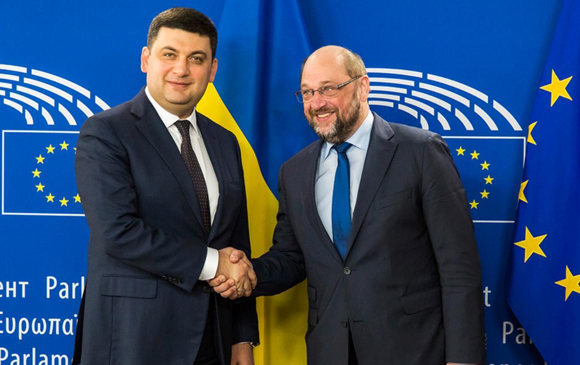 EP ir Ukrainos parlamento nariai surengė trijų dienų konferenciją Briuselyje, kad parengtų kelius šalies įstatymų leidimo institucijos reformai.