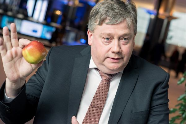 Interview with Marc Tarabella