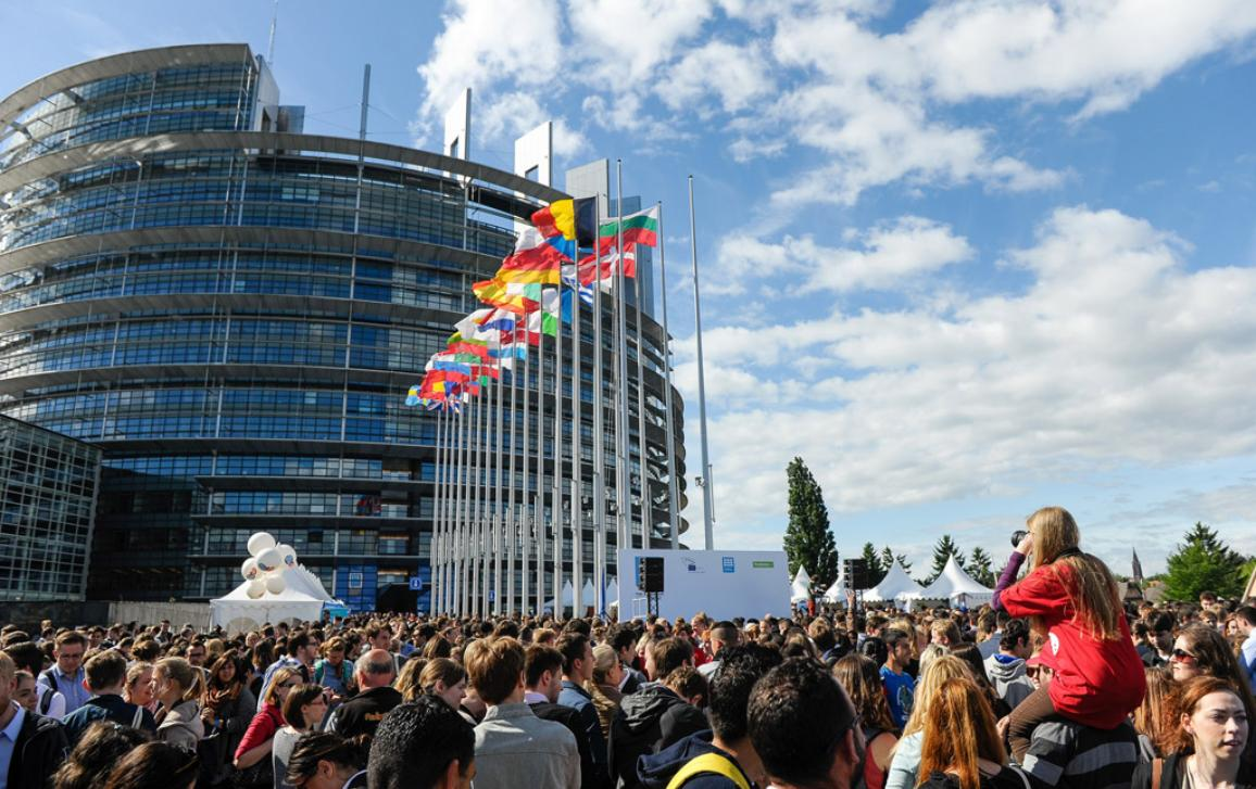 Together we can make a change | News | European Parliament