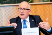 Frans Timmermans, Commission, First Vice-President