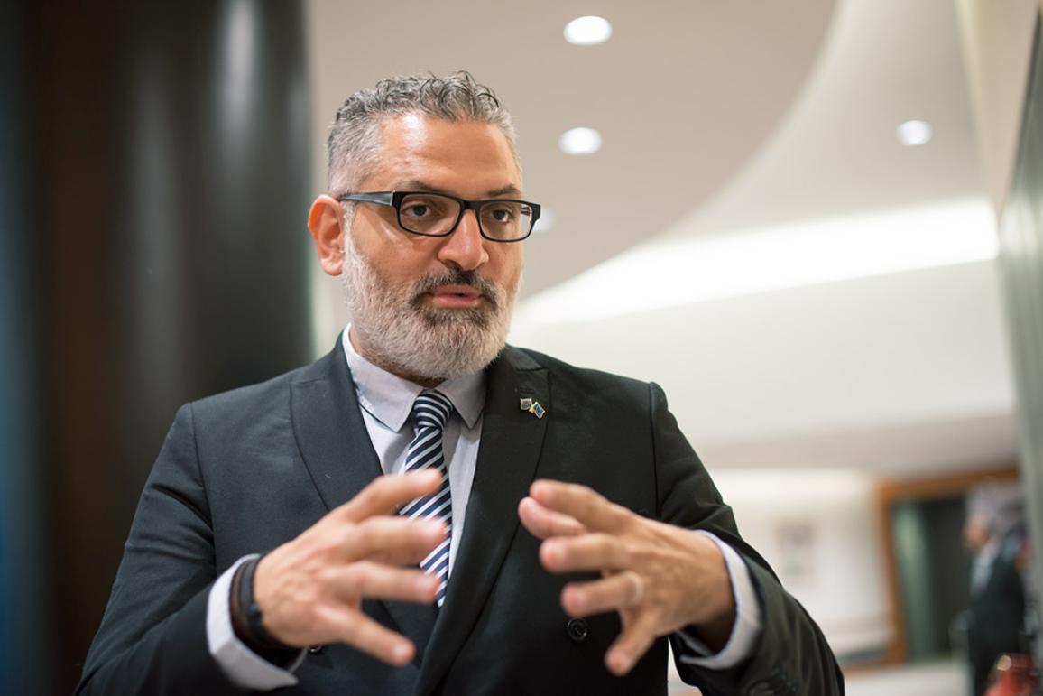 MEP Damian Drăghici