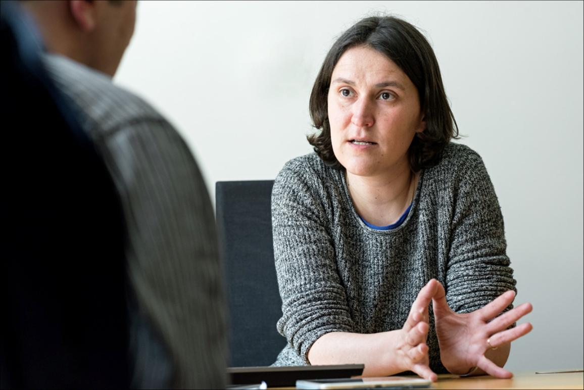 Kati Piri esindab parlamendis sotsiaaldemokraate ja Hollandit