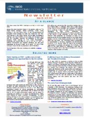 IMCO newsletter issue 69