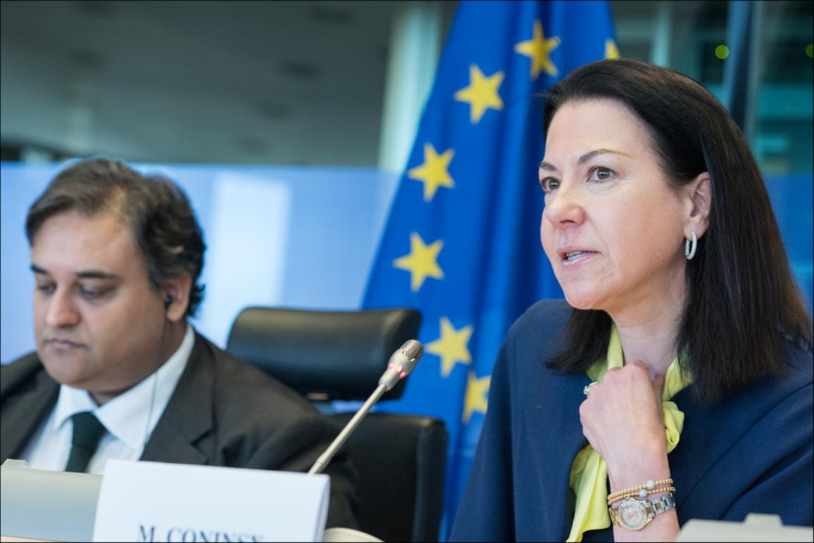 Eurojust's report on the phenomenon of foreign fighters (Report on the Phenomenon and the Criminal Justice Response) debated by the Civil Liberties Committee with Eurojust President Michèle Coninsx.