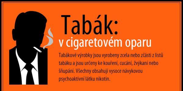 infografika o kouření mezi Evropany a jeho škodlivosti