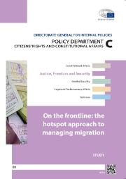 On the frontline: the hotspot approach to managing migration
