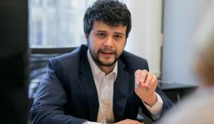 Brando Benifei esindab parlamendis sotsiaaldemokraate ja Itaaliat