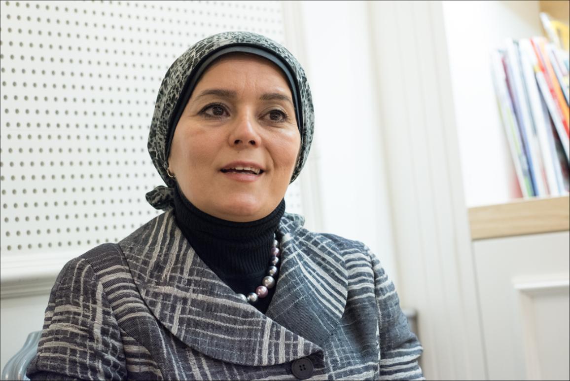 Sundus Abbas, Iraqi Turkmen representative