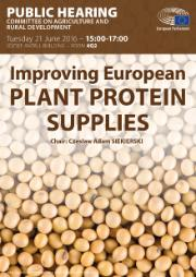 Plant protein hearing