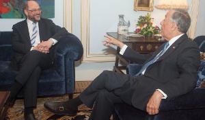 President Schulz and Marcelo_Rebelo_de_Sousa_President