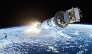 Sentinel-1B heading for orbit