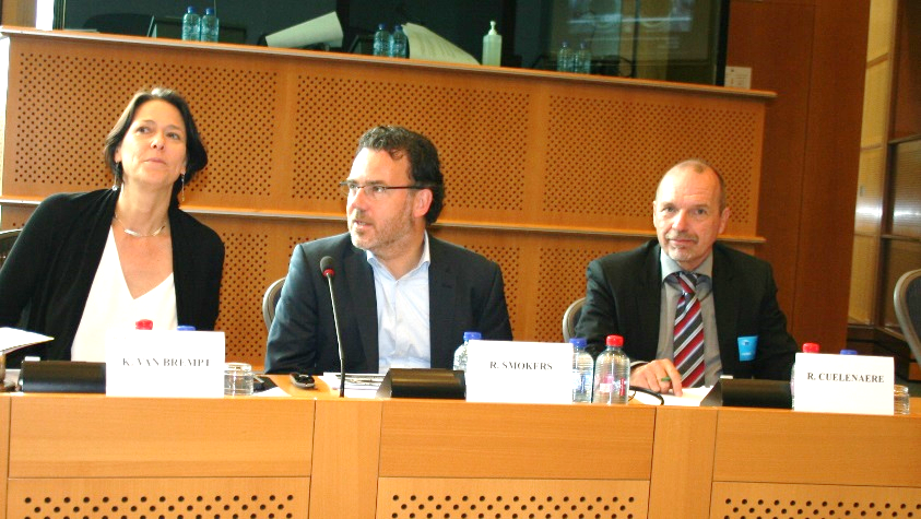 EMIS Meeting, 24 May 2014, Hearing of TNO