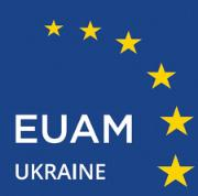 SEDE: logo of the European Union Advisory Mission in Ukraine (EUAM Ukraine)