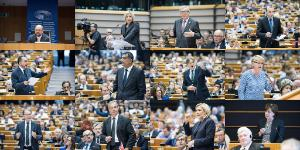 UK referendum: European Parliament debate on outcome and consequences