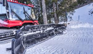 A snow groomer machine ©AP Images/ European Union-EP