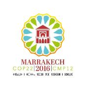 Official logo - COP 22 in Marrakesh, Morocco 2016