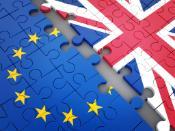 Intro: top story Brexit ©AP Images/ European Union-EP