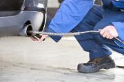 Diesel emission check ©AP Images/ European Union-EP