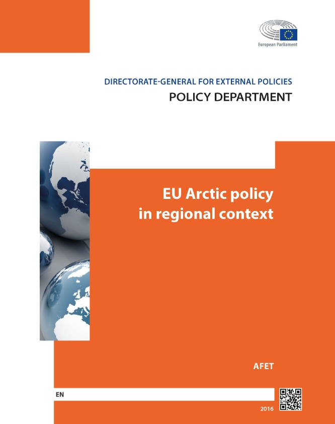 EU Arctic Policy in regional context
