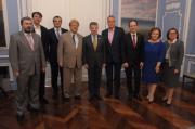 AFET delegation meets Colombian President