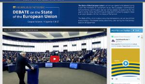 #SOTEU - how to follow it?