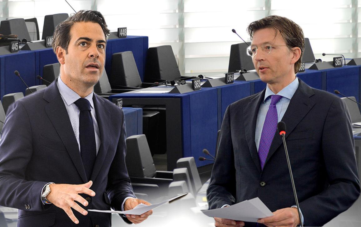 Видеоматериал; Докладчиците на ЕП за скандала с емисиите от коли