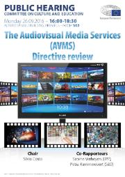 Audiovisual Media Services Directive review