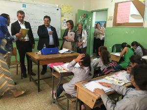 ЛИБЕ делегација во Либан