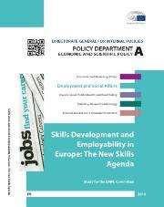The New Skills Agenda