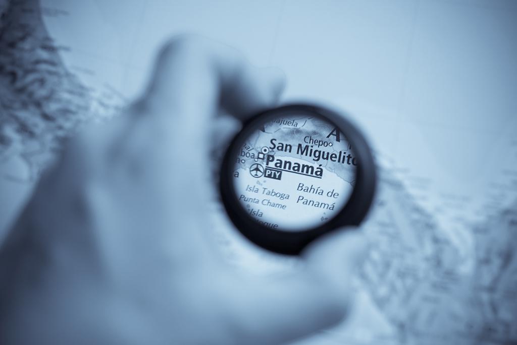 Map of Panama ©AP Images/ European Union-EP