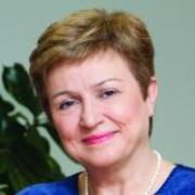 Photo of Kristalina Georgieva, Vice-President for Budget and Human Resources, European Commission