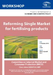 Workshop on reforming Single Market for fertilising products