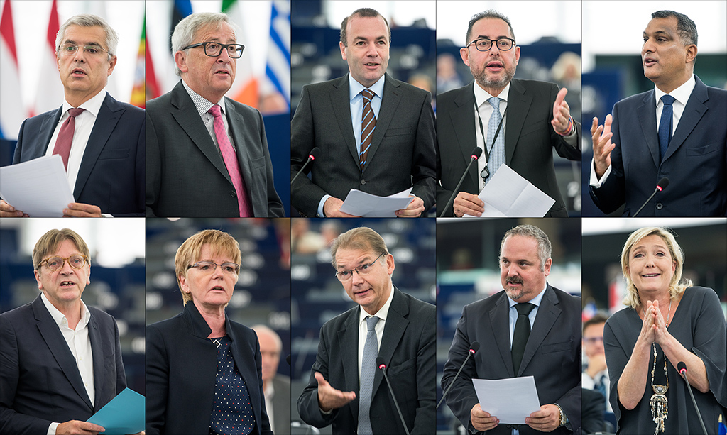 EU leaders urged to take a firm stance on Russia, trade ...