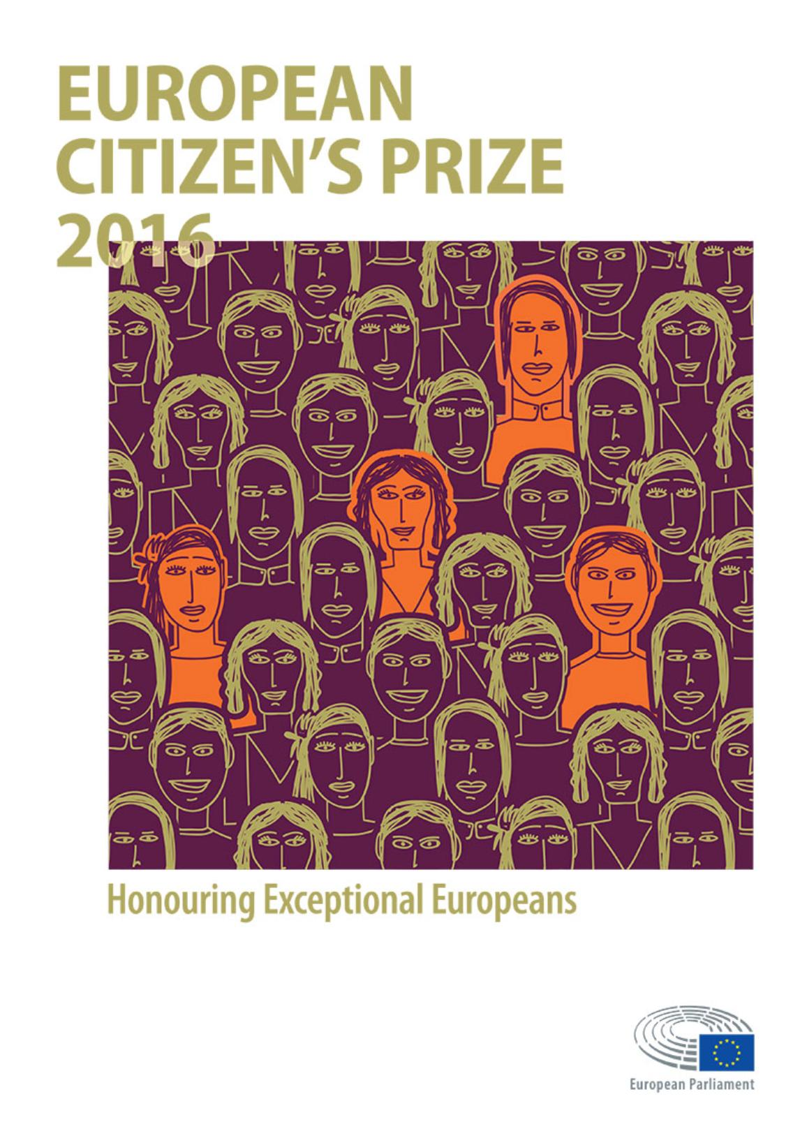 Citizen's Prize poster