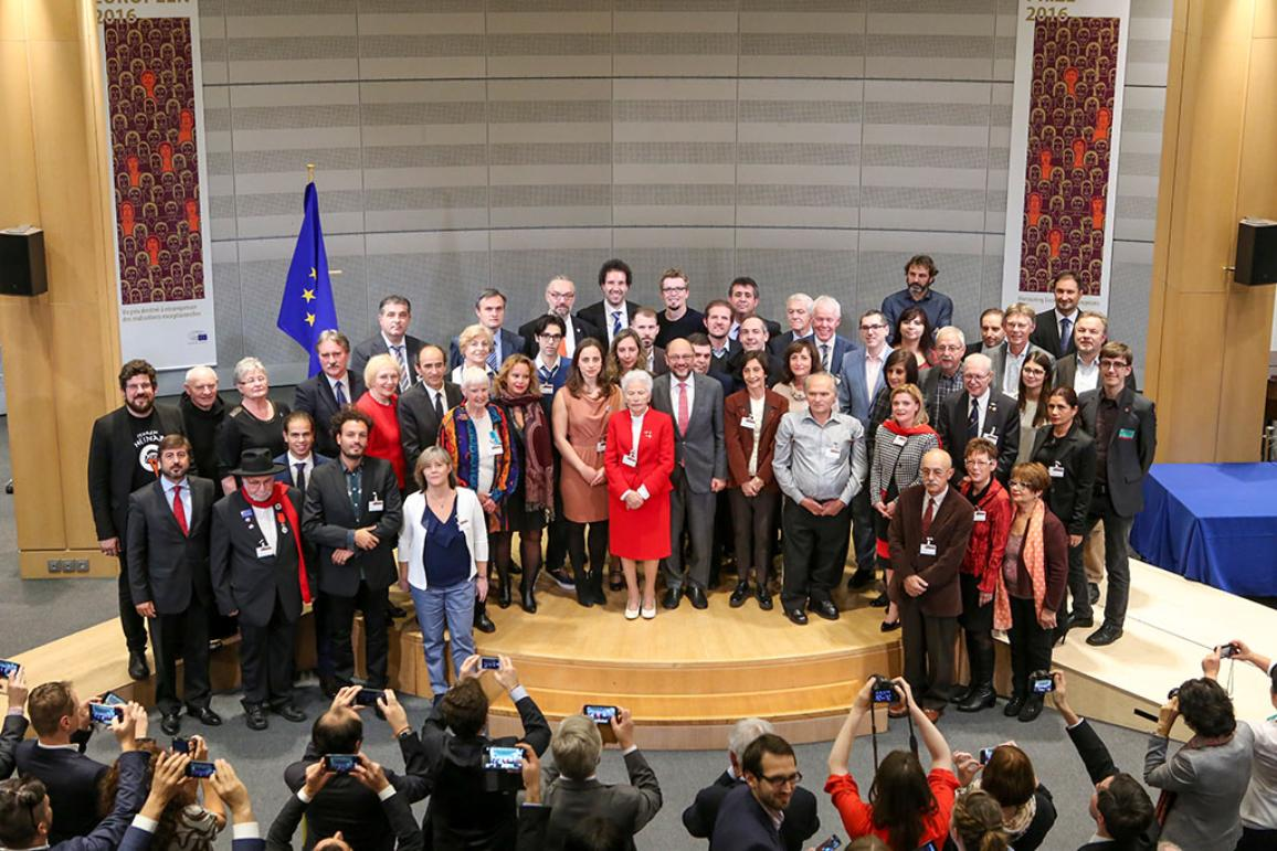 Citizens Prize group photo