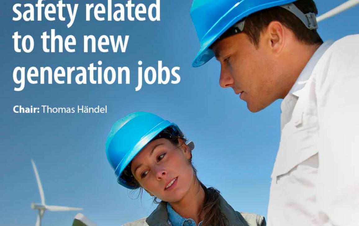 Health and safety related to the new generation jobs
